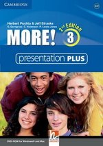 More! (2nd Edition) 3 Interactive Classroom DVD-ROM ISBN: 9781107656956