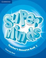 Super Minds 1 Teacher's Resource Book with Audio CD ISBN: 9781107666047