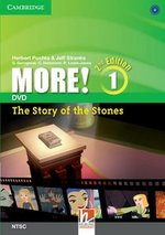 More! (2nd Edition) 1 DVD ISBN: 9781107671270