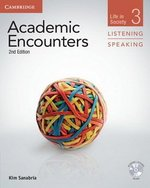 Academic Encounters (2nd Edition) 3: Life in Society Listening and Speaking Student's Book with DVD ISBN: 9781107673144
