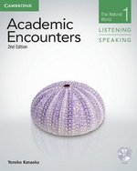 Academic Encounters (2nd Edition) 1: The Natural World Listening and Speaking Student's Book with DVD ISBN: 9781107674639