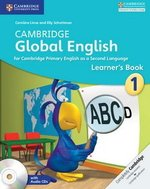 Cambridge Global English Stage 1 Learners Book ISBN: 9781107676091