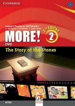 More! (2nd Edition) 2 DVD ISBN: 9781107676183