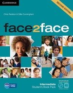 face2face (2nd Edition) Intermediate Student's Book with DVD-ROM & Online Workbook ISBN: 9781107691148