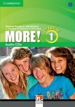 More! (2nd Edition) 1 Audio CDs (3) ISBN: 9781107691551