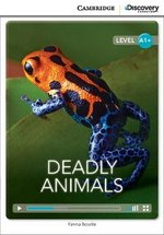 CDEIR A1+ Deadly Animals (Book with Internet Access Code) ISBN: 9781107693715