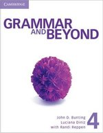 Grammar and Beyond 4 Student's Book, Workbook & Writing Skills Interactive ISBN: 9781107699694