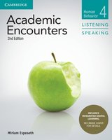 Academic Encounters (2nd Edition) 4: Human Behavior Listening and Speaking Student's Book with Integrated Digital Learning ISBN: 9781108348294