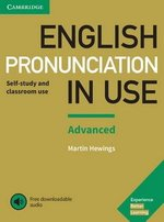 English Pronunciation in Use Advanced with Answers & Downloadable Audio ISBN: 9781108403498