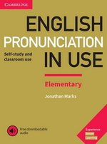English Pronunciation in Use Elementary with Answers & Downloadable Audio ISBN: 9781108403528