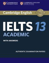 Cambridge English: IELTS 13 Academic Student's Book with Answers ISBN: 9781108450492