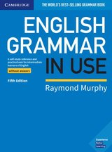 English Grammar in Use (5th Edition) Book without Answers ISBN: 9781108457682