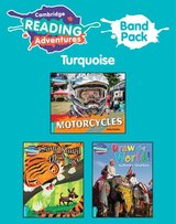Cambridge Reading Adventures: Band Pack - Turquoise (A2 / Elementary) ISBN: 9781108563567