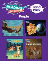 Cambridge Reading Adventures: Band Pack - Purple (A2 / Elementary) ISBN: 9781108563574