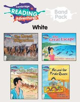 Cambridge Reading Adventures: Band Pack - White (B1 / Pre-Intermediate) ISBN: 9781108563604