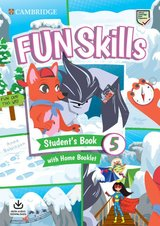 Fun Skills 5 Student's Book with Home Booklet & Downloadable Audio ISBN: 9781108563765