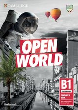Open World B1 Preliminary (PET) Teacher's Book with Downloadable Resource Pack ISBN: 9781108565387