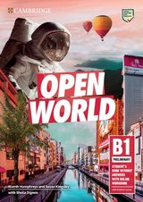 Open World B1 Preliminary (PET) Student's Book without Answers with Online Workbook ISBN: 9781108583152
