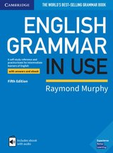 English Grammar in Use (5th Edition) Book with Answers and Interactive eBook ISBN: 9781108586627