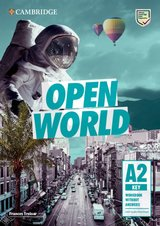 Open World A2 Key (KET) Workbook without Answers with Audio Download ISBN: 9781108603140