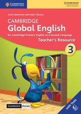 Cambridge Global English Stage 3 Teacher's Resource with Cambridge Elevate ISBN: 9781108610612