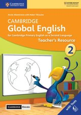 Cambridge Global English Stage 2 Teacher's Resource with Cambridge Elevate ISBN: 9781108610629