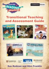 Cambridge Reading Adventures - Teaching and Assessment Guide Transitional: Green, Orange, Turquoise, Purple, Gold & White Bands ISBN: 9781108612432
