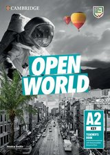 Open World A2 Key (KET) Teacher's Book with Downloadable Resource Pack ISBN: 9781108627061
