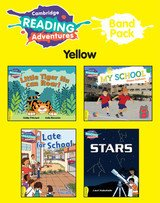Cambridge Reading Adventures: Band Pack - Yellow (Pre-A1 / Starter)  ISBN: 9781108628150