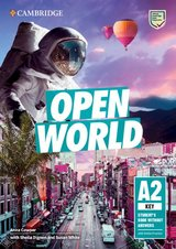 Open World A2 Key (KET) Student's Book without Answers with Online Practice ISBN: 9781108658782