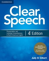 Clear Speech (4th Edition) Student's Book with Integrated Digital Learning ISBN: 9781108659338