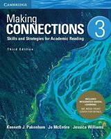 Making Connections (2nd Edition) 3 High-Intermediate Student's Book with Integrated Digital Learning ISBN: 9781108662260