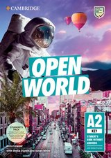 Open World A2 Key (KET) Student's Book Pack (S/Bk without Answers, Online Practice, Workbook without Answers with Audio Download & Class Audio) ISBN: 9781108666855
