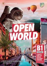 Open World B1 Preliminary (PET) Student's Book with Answers & Online Workbook ISBN: 9781108759328