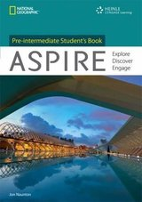 Aspire Pre-Intermediate Student's Book with DVD ISBN: 9781111770686