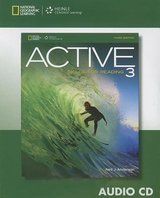 Active Skills for Reading 3 Audio CD ISBN: 9781133308089