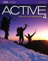 Active Skills for Reading 4 Audio CD ISBN: 9781133308119