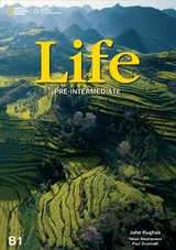 Life Pre-Intermediate Student's Book with DVD ISBN: 9781133315704