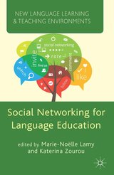 Social Networking for Language Education ISBN: 9781137023377