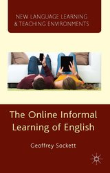 The Online Informal Learning of English ISBN: 9781137414878