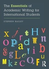 The Essentials of Academic Writing for International Students ISBN: 9781138885622