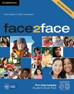 face2face (2nd Edition) Pre-Intermediate Student's Book with DVD-ROM & Online Workbook ISBN: 9781139566582