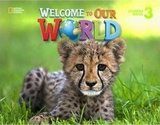 Welcome to Our World (American English) 3 Teacher's DVD ISBN: 9781305105331