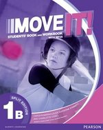 Move it! 1 (Combo Split Edition) Student's Book 1B & Workbook 1B with MP3 Audio CD ISBN: 9781292104959