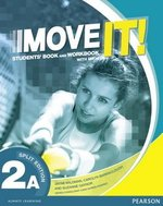Move it! 2 (Combo Split Edition) Student's Book 2A & Workbook 2A with MP3 Audio CD ISBN: 9781292104966