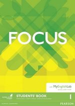 Focus 1 Elementary Student's Book with MyEnglishLab ISBN: 9781292110035