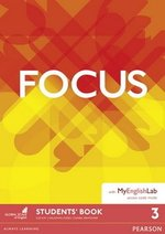Focus 3 Intermediate Student's Book with MyEnglishLab ISBN: 9781292110073