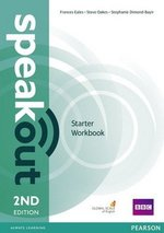 Speakout (2nd Edition) Starter Workbook without Key ISBN: 9781292114484