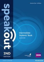 Speakout (2nd Edition) Intermediate Coursebook with DVD-ROM ISBN: 9781292115948
