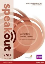 Speakout (2nd Edition) Elementary Teacher's Guide with Resource & Assessment Disc ISBN: 9781292120140